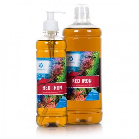 Aqua elements RED IRON - 500ml