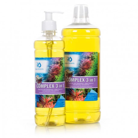 Aqua elements COMPLEX 3in1 - 1000ml