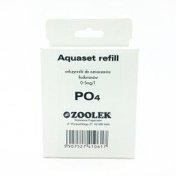Zoolek Aquatest Refill PO4 - uzupełnienie testu PO4