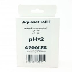 Zoolek Aquatest Refill Phx2 - uzupełnienie testu na Ph