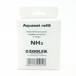 Zoolek Aquatest Refill NH3 - uzupełnienie testu na Amoniak