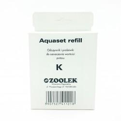 Zoolek Aquatest Refill K - uzupełnienie testu na Potas