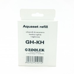 Zoolek Aquatest Refill GH-KH - uzupełnienie testu na twardości