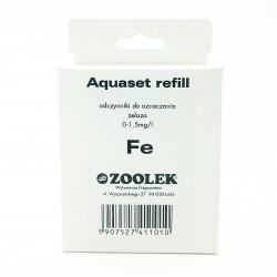 Zoolek Aquatest Refill Fe - uzupełnienie testu na Żelazo