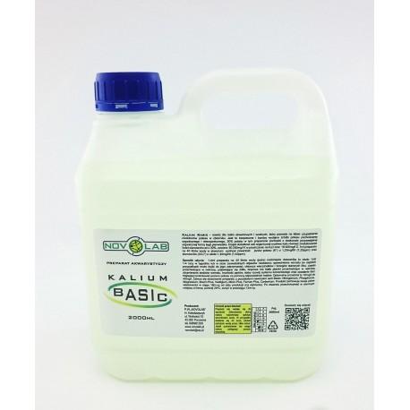 Novo Lab Kalium Plus Basic 30% potas - 2000ml