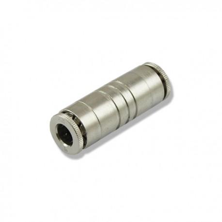 Przelotka metalowa - na wężyk 6mm