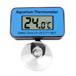 Termometr elektroniczny -  z przyssawką