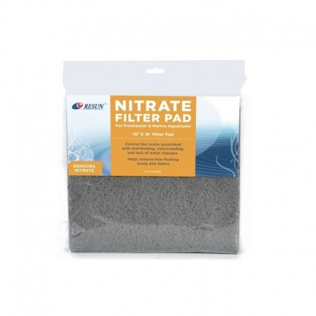 Resun Nitrate Remover Pad - mata absorbująca NO3
