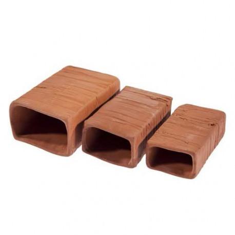 Pudełko dla raków i zbrojników DUŻE - 8 x 5 x 11 cm