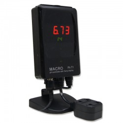 Macro Aqua - Komputer ph z czujnikiem temperatury v2