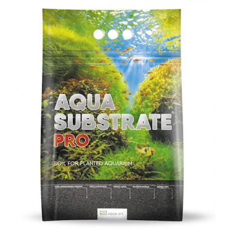 Aqua Art Aqua substrate PRO czarne - 6L