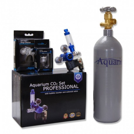 Zestaw CO2 Blue professional - butla 5L