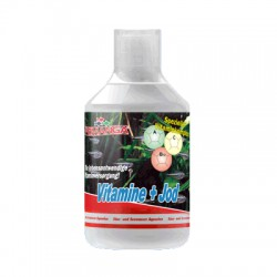 Femanga Vitamine + Jod - 250ml