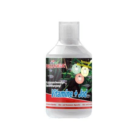 Femanga Vitamine + Jod - 250ml