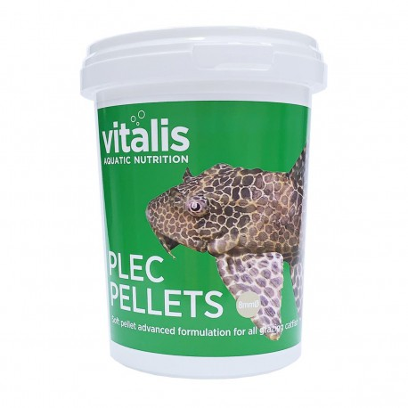 Vitalis Plec Pellets 300g - 520ml