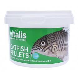 Vitalis Catfish Pellets S 1,5mm 140g - 280ml