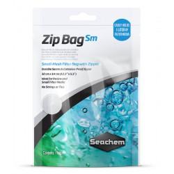 Seachem zip bag small siatka na złoża 32x14cm