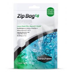 Seachem zip bag large siatka na złoża 32x14cm