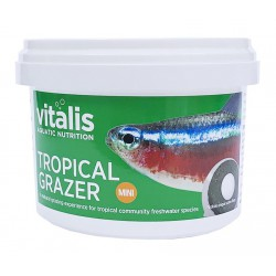 Vitalis Tropical Grazer 120g - 280ml