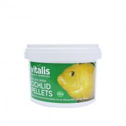 Vitalis Rift Lake Green Cichlid Pellets S 1,5mm 140g - 280ml