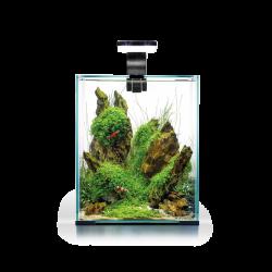 Aquael zestaw Shrimp Set Day & Night (czarny)- 20L