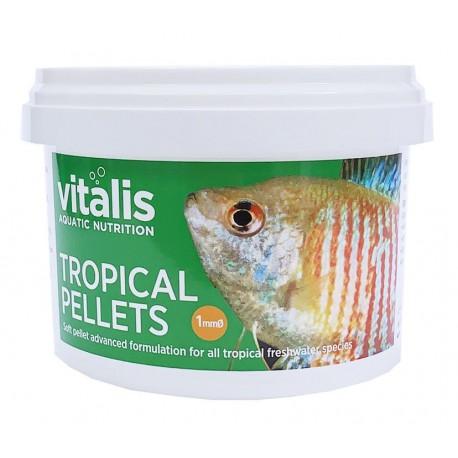 Vitalis Tropical Pellets XS 1mm 140g - 280ml