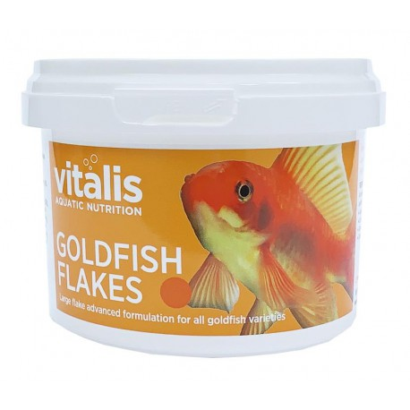 Vitalis Goldfish Flakes 22g -280ml