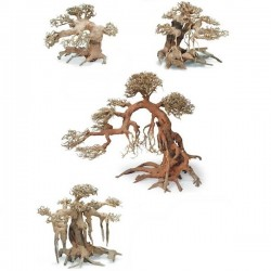 Drzewko Bonsai L - wys. 30-35cm dł. 37-40cm
