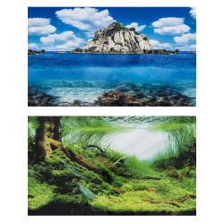 Progrow Tło 2 str. folia - 0,1 mb Plants/Ocean