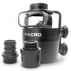 Macro Aqua flow swing elektroniczny wylot L - na wąż 16/22mm