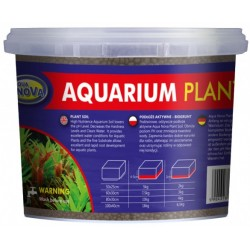 Aqua Nova Planta soil brązowe - 4kg/3L