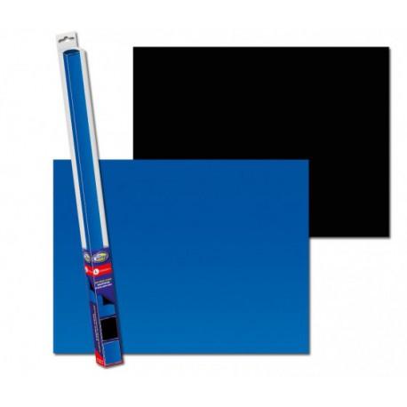Aqua Nova Tło akwariowe 150x60 - Czarno/Niebieskie