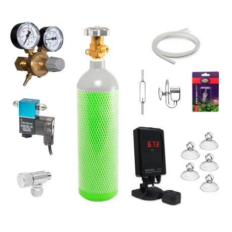 Zestaw CO2 AUTOMATIC (komputer pH) - 2L
