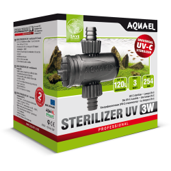 Aquael sterylizator UV AS 3w