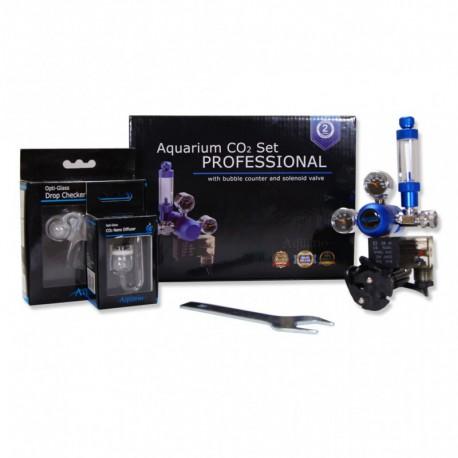 Zestaw CO2 Blue professional - bez butli
