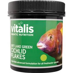 Vitalis Rift Lake Green Cichlid Flakes 90g - 1500ml