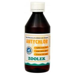 Zoolek Antychlor preparat neutralizujący chlor - 250ml