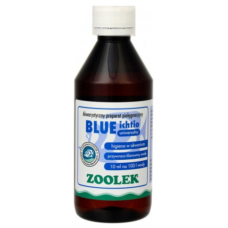 Zoolek Blue Ichtio na glony - 250ml