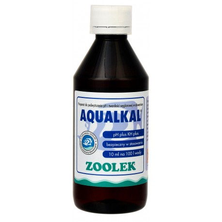 Zoolek Aqualkal preparat podwyższający Ph i KH - 1000ml
