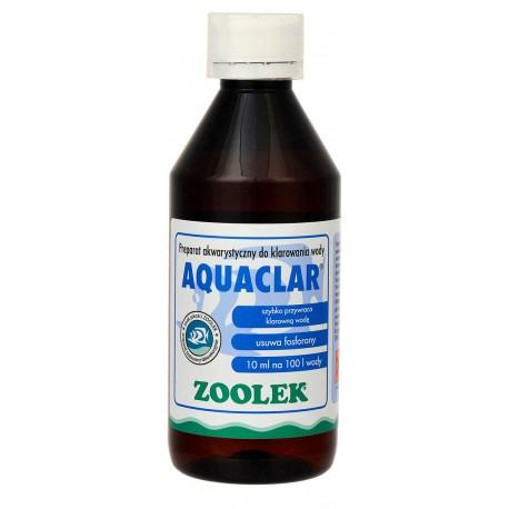 Zoolek Aquaclar preparat klarujący wodę -  1000ml
