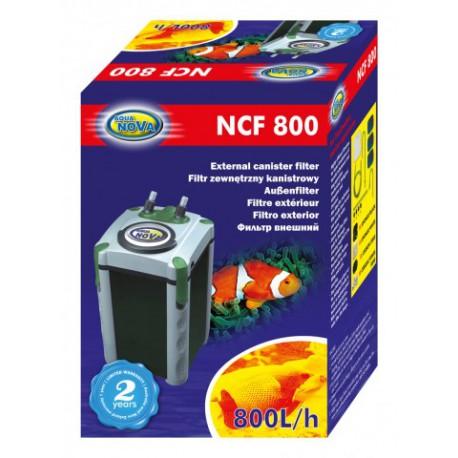 Aqua Nova filtr zewnętrzny NCF - 800 (do 200L)