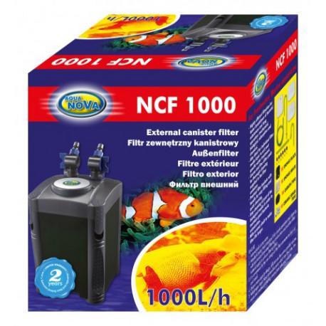 Aqua Nova filtr zewnętrzny NCF - 1000 (do 300L)