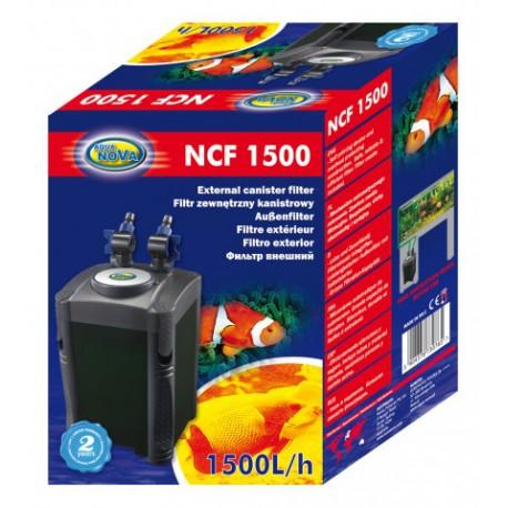 Aqua Nova filtr zewnętrzny NCF - 1500 (do 500L)