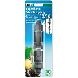 JBL zawory z szybkozłączką - 16/22mm