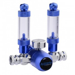 Reduktor Blue z elektrozaworem - TWIN (podwójny)