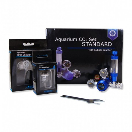 Zestaw CO2 Blue Standard - bez butli