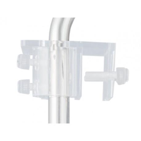 AquaSteel akrylowy uchwyt do stalowych rurek