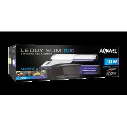 Aquael Leddy Slim DUO (plant/sunny) czarna - 10w