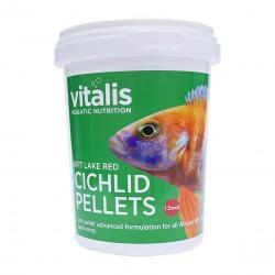 Vitalis Rift Lake Red Cichlid Pellets S 1,5mm 260g - 520ml
