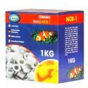 Aqua Nova Ceramic Rings NCR-1 - wkład ceramiczny 1kg